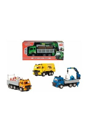 Dickie Toys Heavy City Truck