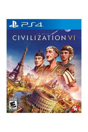 2K Games Sid Meier's Civilization VI PS4 Oyun