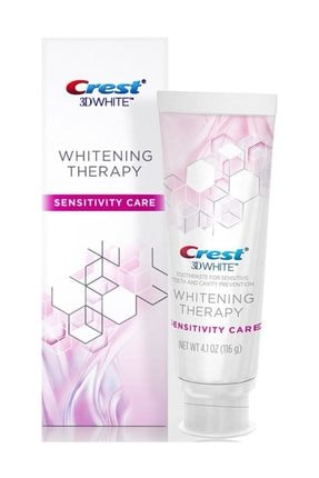 CREST 3d White Whitening Therapy Sensitivity Care