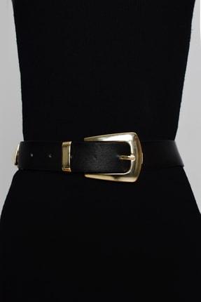 Cool & Sexy Kadın Siyah Kemer BE320
