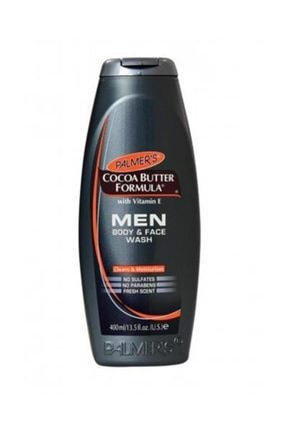 PALMER'S Men Body & Face Wash Cleans And Moisturizes 400ml
