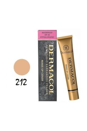 Dermacol Make-up Cover 212 Fondöten