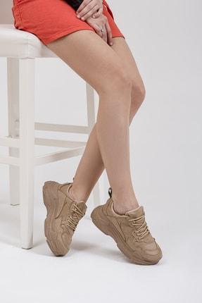 Tonny Black Toprak Kadın  Sneaker BLS-Q-1