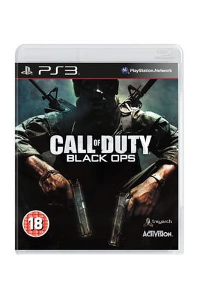 ACTIVISION Call Of Duty Black Ops PS3 Oyun