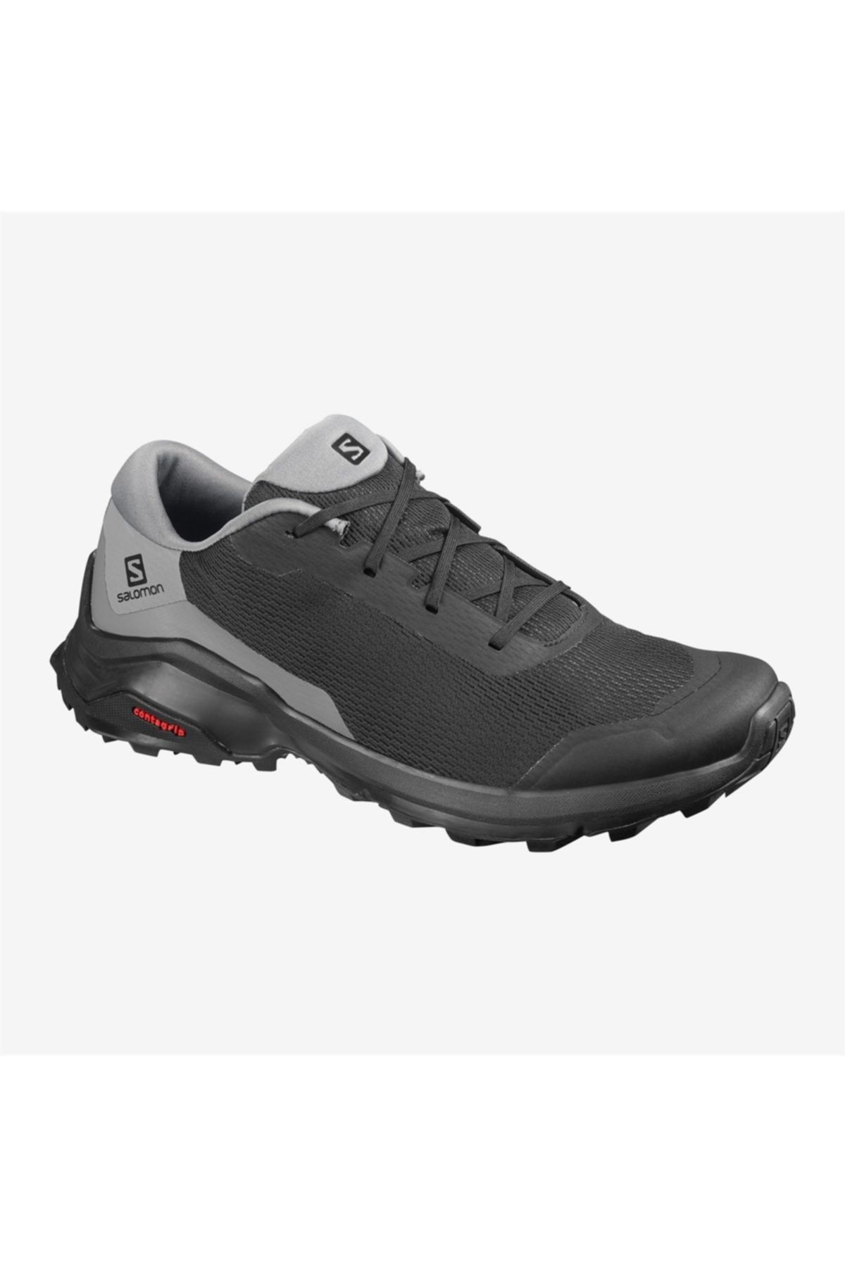 Salomon X Reveal Erkek Outdoor Ayakkabı - L41042000-black/black/quiet Shade 1