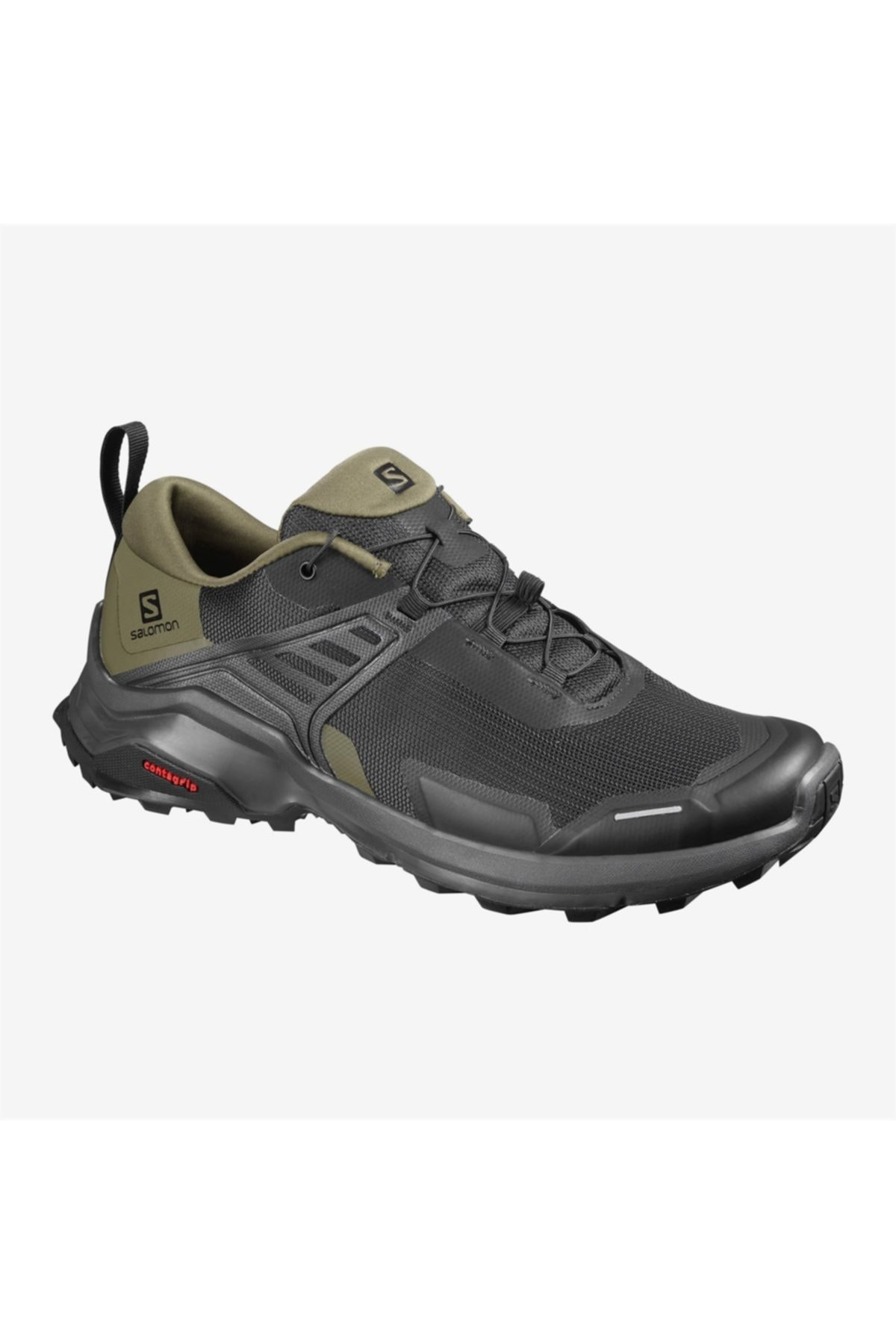 Salomon X Raıse Erkek Outdoor Ayakkabı - L41041200-black/grape Leaf/phantom 1