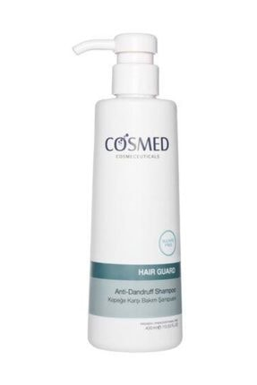 COSMED Hair Guard Kepeğe Karşı Bakım Şampuanı 400 ml 8699292991770
