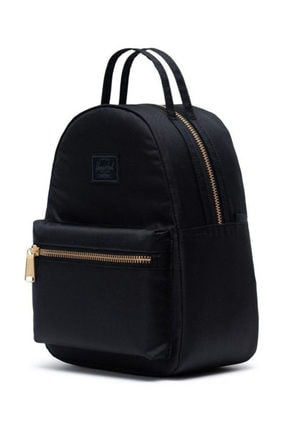 Herschel Supply Co. Herschel Nova Mini Light Black Sırt Çantası