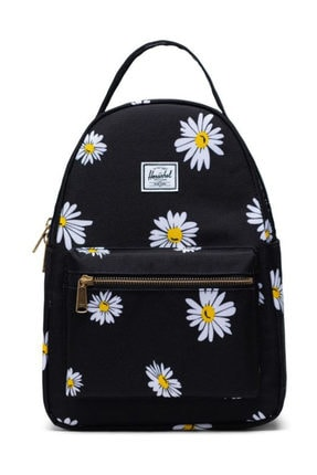 Herschel Supply Co. Nova Small Daisy Black Sırt Çantası 10502-03527-os