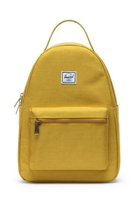 Herschel Supply Co. Herschel Nova Small Arrowwood Crosshatch Sarı Sırt Çantası 10502-03003-os