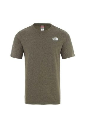 THE NORTH FACE The North Face Redbox Erkek T-Shirt Haki