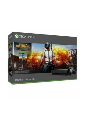 MICROSOFT One X 1 TB Konsol + Playerunknown S Battlegrounds