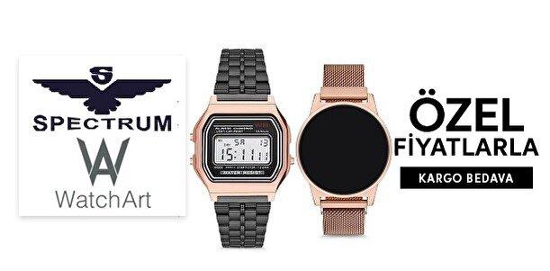 Spectrum & Watchart - Saat Koleksiyonu