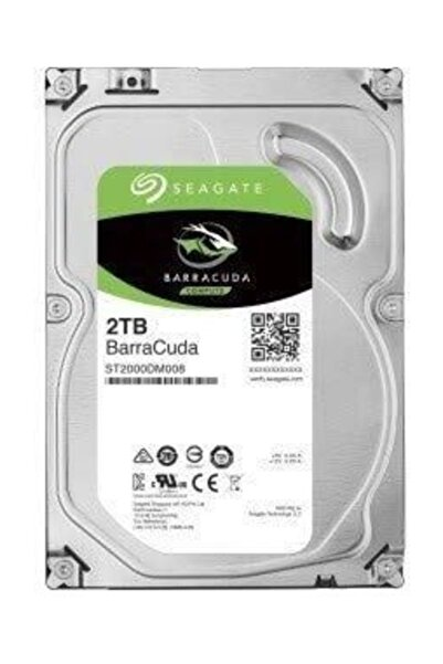 BarraCuda 2TB Hard Disk (ST2000DM008)