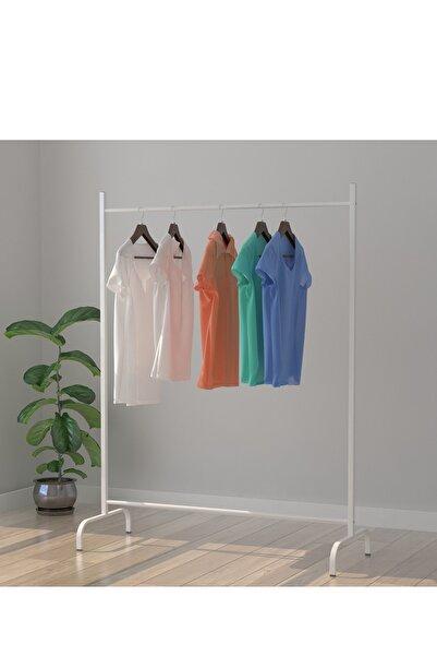 Konfeksiyon Askısı Ayaklı Askılık Elbise Askılığı bfg-aski-001