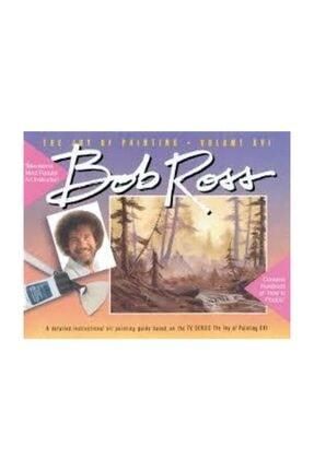 Bob Ross The Joy Of Paıntıng Wolume Xvı