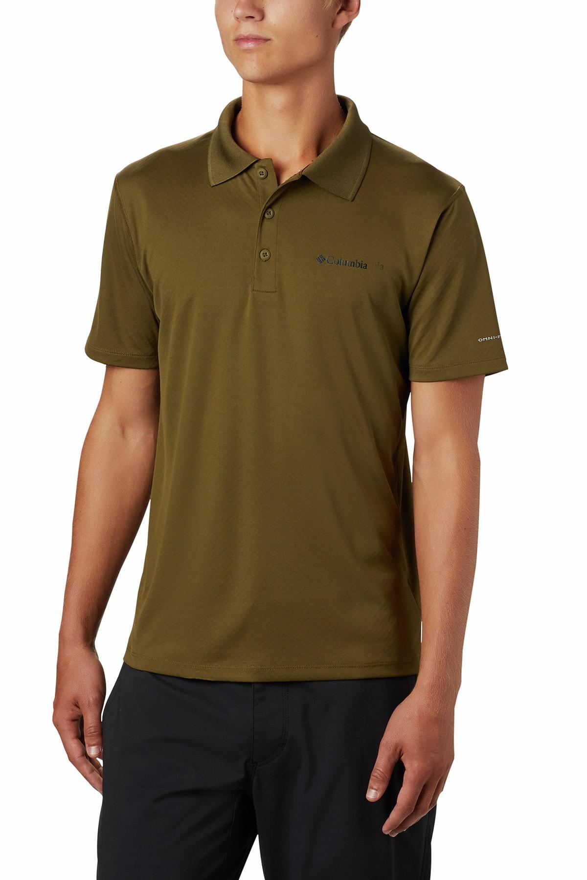 Columbia Zero Rules Polo Shirt Erkek Tişört 1