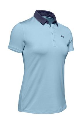 Under Armour Kadın Spor T-Shirt - UA Zinger Short Sleeve Polo - 1353124-494