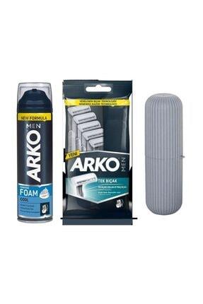 ARKO Avantajlı Traş Ve Kutu Seti 712542