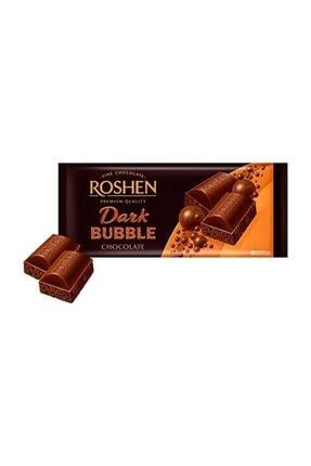 Nestle Roshen Çikolata Dark Bubble (bitter Çikolata)