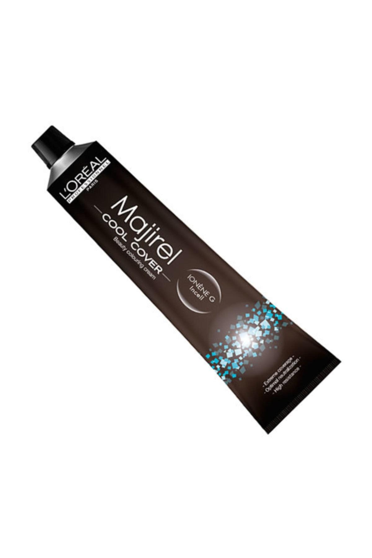 L'oreal Professionnel L'oreal Majirel Cool Cover 9.1 Çok Açık Kumral Saç Boyası 50ml 1