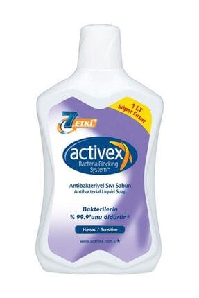 Activex Sıvı Sabun Antibakteriyel 1 Lt | Antibakteriyel Sıvı Sabun