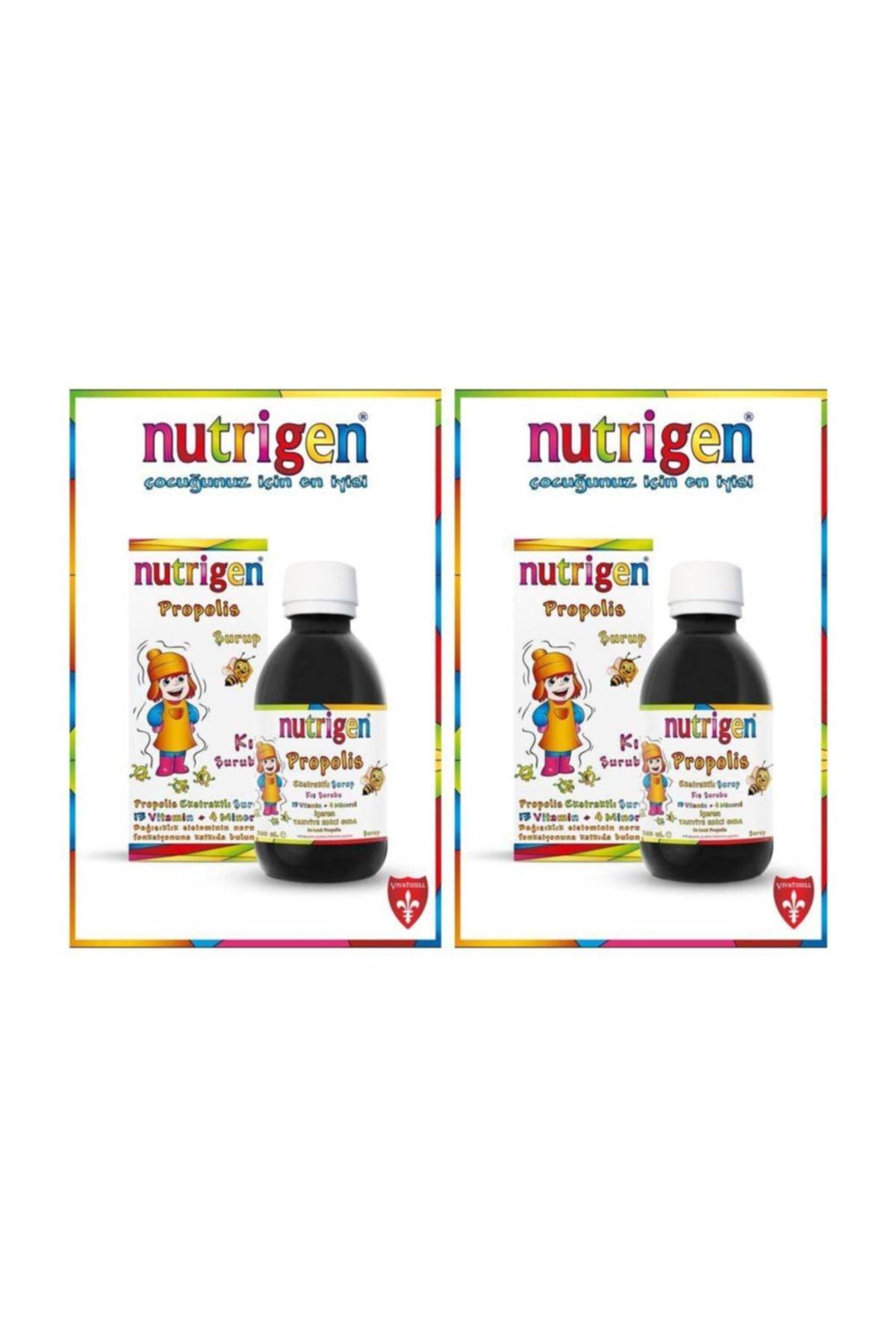 Nutrigen Propolis Şurup 200 ml 2'li Paket 1