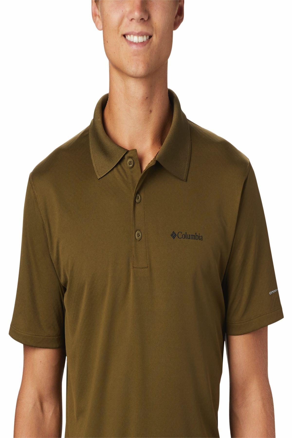 Columbia Zero Rules Polo Shirt Erkek Tişört 2