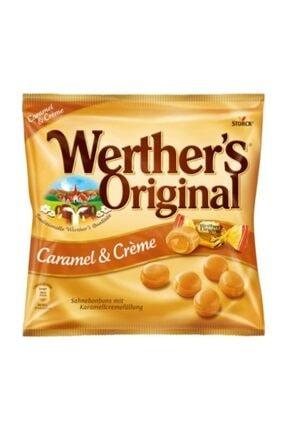 Nestle Werther's Original Caramel Ve Crema 225gr