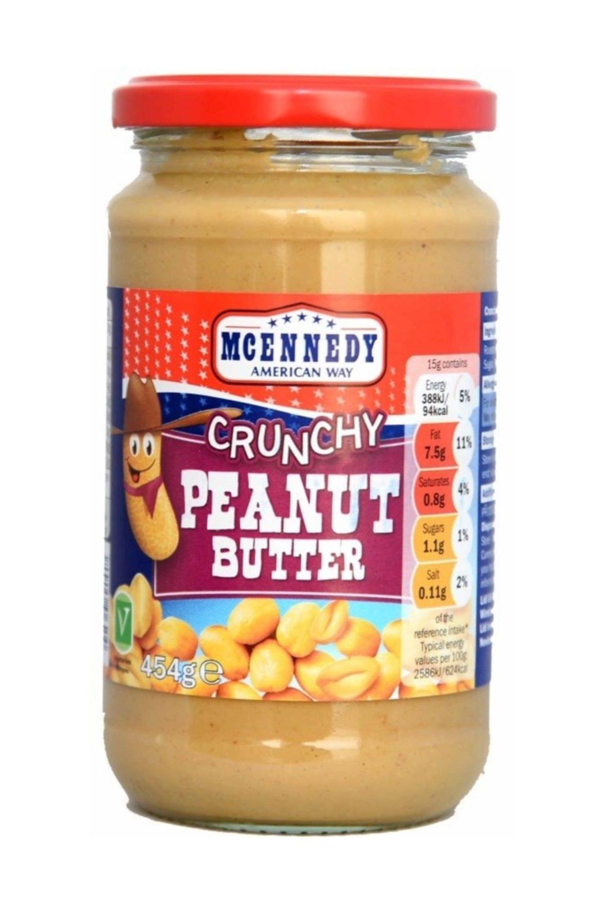 Calve Mcennedy Amerivan Way Crunchy Peanut Butter 454gr 1