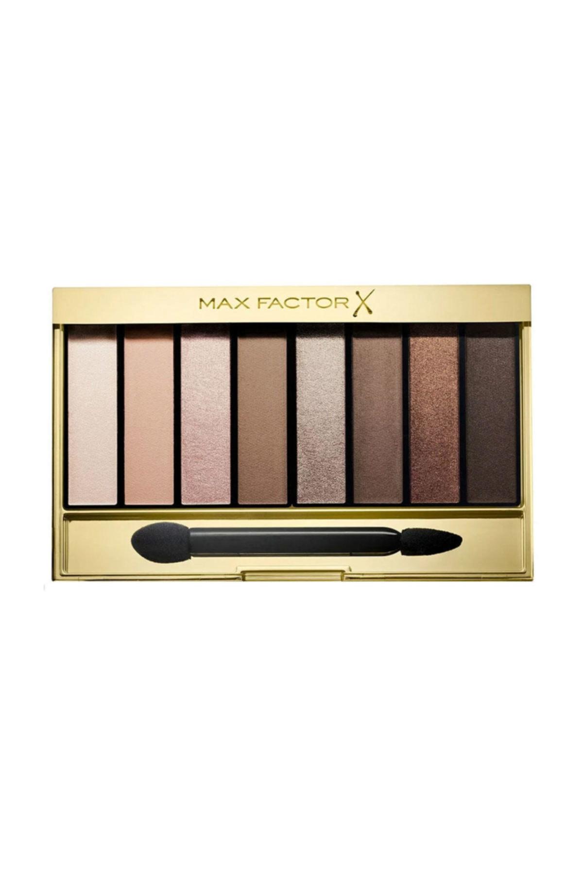 Max Factor Göz Farı - Masterpiece Nude Palette 01 Cappucino Nudes 3614226732378 1
