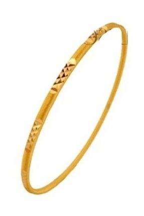 BİLEZİKHANE Bilezik Ajda Model 10,00 Gram 22 Ayar Altın