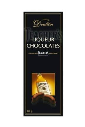 Double S Doulton Liqueur Chocolates Teacher's 150gr