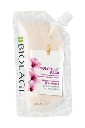 Matrix Biolage Colorlast Pack Renk Koruyucu Maske 100ml 3474636679874