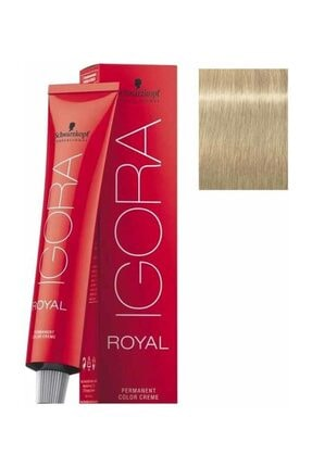 Igora Schwarzkopf Igora Royal Absolutes Saç Boyası D-0 Doğal Hafifleştirici 60 ml