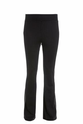 DeFacto Fit Kadın Siyah Regular Fit Örme Pantolon R0663AZ.20SM.BK27
