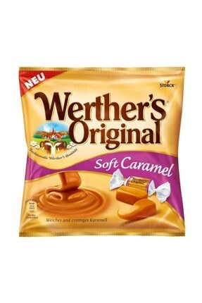 Nestle Werther's Original Soft Caramel 180gr