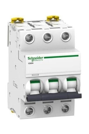 Schneider Electric 3x16a 6ka C Tipi Ic60n Otomat