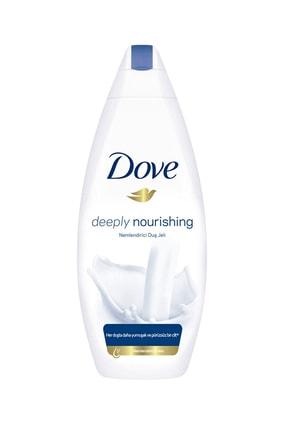 Dove Duş Jeli Deeply Nourishing 500 Ml