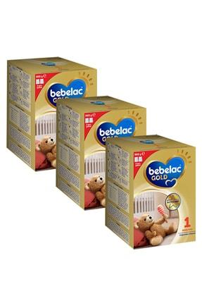 Bebelac Gold 1 Devam Sütü 900 Gr X 3 Adet