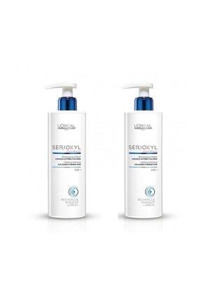 L'oreal Professionnel Serioxyl Gluco Boost Boyalı Saçlar Için Şampuan 2x250 ml