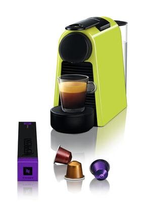 Nespresso Essenza Mini D30 Green Kapsüllü Kahve Makinesi