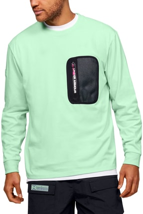 Under Armour Erkek T-Shirt - STM 2.1 Heavy Long Sleeve - 1359143-335
