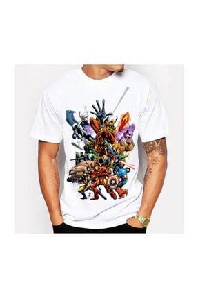 JOKERMERSİN Marvel Unisex T-shırt