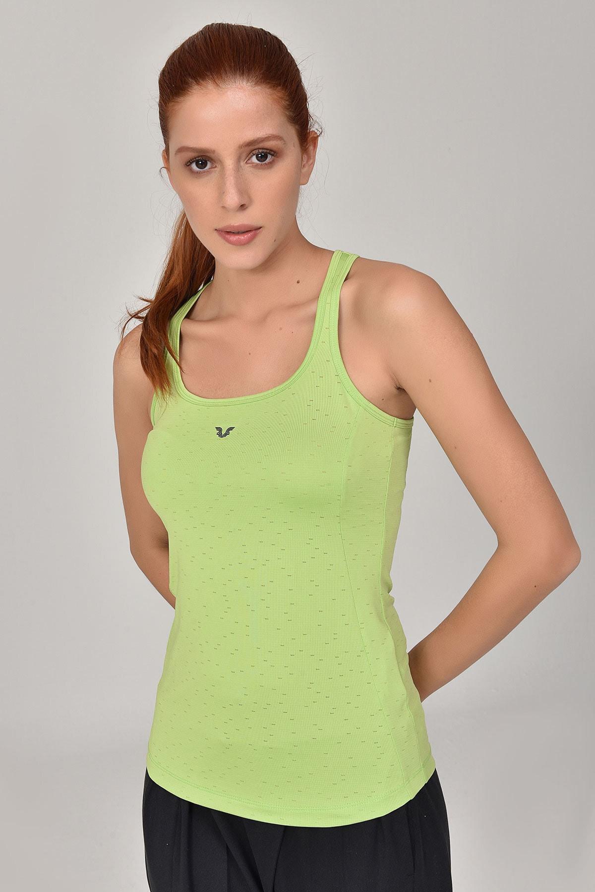bilcee A.Yeşil Kadın Atlet GS-8604 1