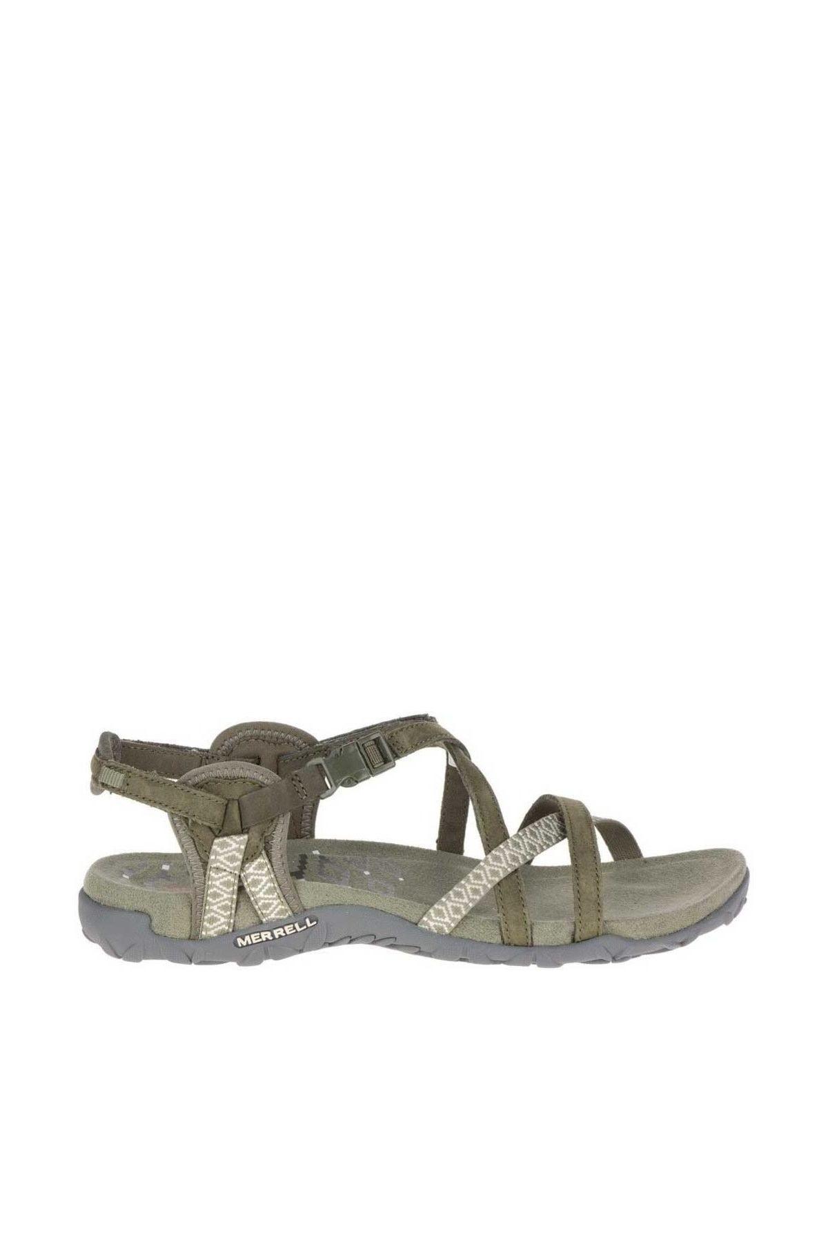 Merrell Dusty Olive Kadın Sandalet J98756 2