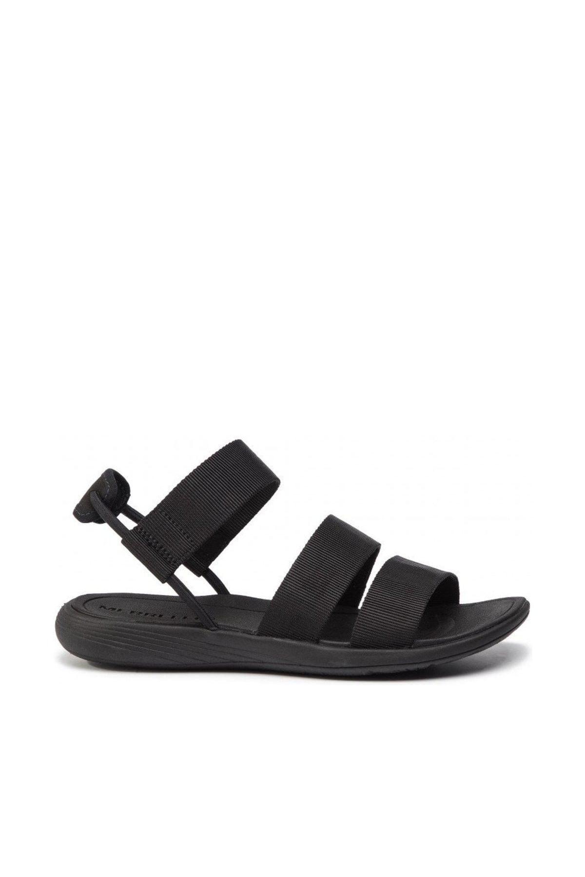 Merrell Siyah Kadın Sandalet 266 J97696Z 2