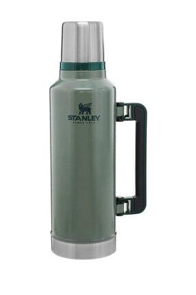 Stanley Klasik Vakumlu Termos 1,9 Lt Yeşil