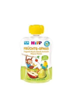Hipp Organik Armutlu Muzlu Elmalı Meyve Keyfi 90 Gr