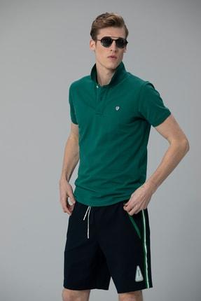 Lufian Laon Spor Polo T- Shirt Yeşil